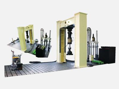 Multi-Axes Test Bench