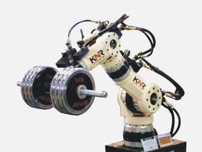 HYDRA-UW (Hydraulic Robot Arm – Underwater)
