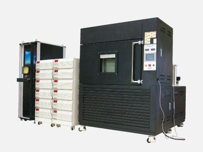 EVP Durability Testing System