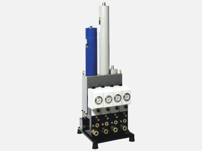 HSM (Hydraulic Service Manifold)