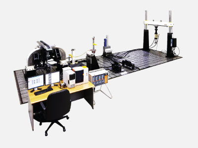 Multi-Axes Test Bench