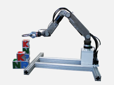 HYDRA-MP (Hydraulic Robot Arm – Manipulator)